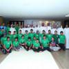 بعثة أخضر الصم تغادر الى كوريا الجنوبية للمشاركة في البطولة الاسيوية الرابعة