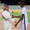 رئيس هجر يشكر اللاعبين والجهاز الفني والاداري والجماهير