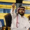 رئيس النصر سعود السويلم يجتمع بالمدرب كارينيو واللاعبين