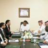 رئيس الاهلي يجتمع مع شركة متخصصة لمراجعة الامور المالية والادارية بالنادي