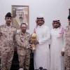 الاتفاق يعزز مشاريع تعاونه مع الحرس الوطني