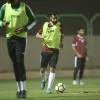 الفيصلي يواصل تدريباته ولجنة المنشطات تفحص اللاعبين