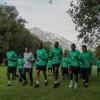المنتخب الوطني يفتتح تدريباته في معسكره الخارجي في سويسرا