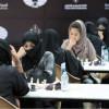 ختام بطولة السيدات الأولى للشطرنج السريع