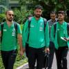 بعثة المنتخب الوطني تصل إلى سويسرا لخوض مرحلة الإعداد الأخيرة قبل مونديال روسيا