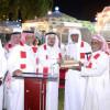 الأعيان والرياضيون بمكة المكرمة يكرمون السفير محمد طيب