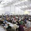 """أعضاء المجلس البلدي وإعلاميو الشرقية في زيارة رمضانية لمخيم """"القريان"""""""