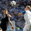 مونديال كأس العالم : الارجنتين تسقط في فخ التعادل الايجابي امام ايسلندا