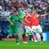 لاعبو المنتخب السعودي : لم نتوقع هذا السيناريو ونعتذر للشعب السعودي