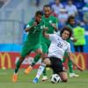 مونديال كأس العالم : الاخضر يودع بالفوز على مصر بهدفين لهدف
