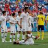 صور من لقاء السويد وكوريا الجنوبية – مونديال كأس العالم