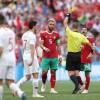 صور من لقاء المغرب و البرتغال – مونديال كأس العالم