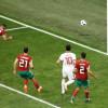 مونديال كأس العالم : المغرب تخسر امام ايران بهدف الوقت الضائع
