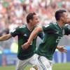 صور من لقاء المانيا و المكسيك – مونديال كأس العالم