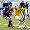 مونديال كأس العالم : اليابان تتفوق على كولومبيا بهدفين لهدف