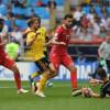 مونديال كأس العالم : بلجيكا تتفوق على تونس بخماسية لهدفين