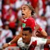 صور من لقاء بيرو والدانمارك – مونديال كأس العالم