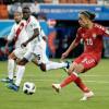 مونديال كأس العالم : بيرو تخسر بهدف نظيف امام الدانمارك
