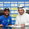 نادي الفتح يوقع مع اللاعب عبدالعزيز الشريد