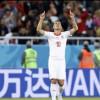 صور من لقاء سويسرا وصربيا – مونديال كأس العالم