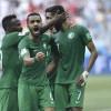 صور من لقاء المنتخب السعودي امام مصر – مونديال كأس العالم