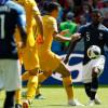 مونديال كأس العالم : فرنسا تتخطى عقبة استراليا بهدفين لهدف