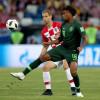 صور من لقاء كرواتيا ونيجيريا – مونديال كأس العالم