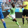مونديال كأس العالم : موسى يقود نيجيريا لكسب ايسلندا بهدفين دون رد