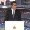 مدرب ريال مدريد الجديد: اليوم هو أسعد أيام حياتي