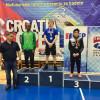 المصارعة السعودية تحرز ميدالية فضية في بطولة كرواتيا المفتوحة