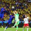 هدف مينا يُسعد برشلونة أكثر من كولومبيا