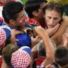 مودريتش الأفضل في مواجهة نيجيريا أمام كرواتيا