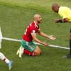 نجم المغرب: حكم اللقاء طلب قيمص بيبي!