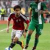 شكوك حول غياب ظهير مصر أمام الأخضر