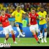 ملخص لقاء البرازيل وسويسرا – مونديال كأس العالم