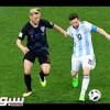 ملخص لقاء الارجنتين وكرواتيا – مونديال كأس العالم