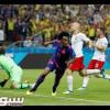 ملخص لقاء كولومبيا وبولندا – مونديال كأس العالم
