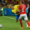 صور من لقاء البرازيل وسويسرا – مونديال كأس العالم