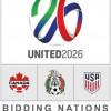 """ملف ثلاثي لـ """"أمريكا والمكسيك وكندا"""" يفوز بإستضافة كأس العالم 2026"""