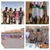 مديريات سجون المناطق تنظم حفلات معايدة صبيحة عيد الفطر المبارك بحضور مديري السجون