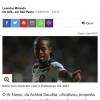 بالميراس يرفض عرض النصر لضم كينو