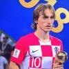 جوائز كأس العالم: مودريتش ومبابي الأفضل