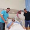 بن مصطفى يجري عملية منظار تشخيصي للركبة