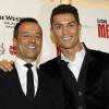 وكيله: رونالدو سيحقق دوري الأبطال مع يوفنتوس