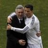 أنشيلوتي ينصح رونالدو باللعب في يوفنتوس