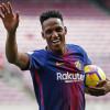 وكيل مدافع برشلونة يعترف: عقدت اجتماع مع ايفرتون