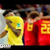 ملخص لقاء بلجيكا و البرازيل – مونديال كأس العالم
