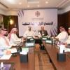اللجنة المنظمة للبطولة العربية تواصل اجتماعاتها في جدة