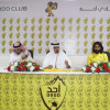 أحد يوقع رسمياً مع عبدالغني ويعقد مؤتمراً صحفياً