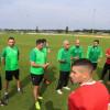 راموس يلتقي اللاعبين بمعسكر هولندا ومبولحي ينضم للفريق